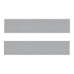Кромка меламиновая Алюминий 015 (40 мм) (200 м/рул) New Pattern