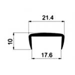 С-18 Бук темный C17 (2,6 м.) Polkemic РП