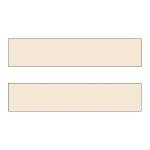 Жасмин N116B Кромка (22х0,8) Polkemic